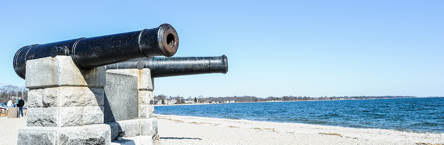 Beach Cannons